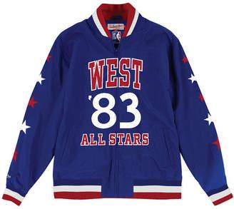 Mitchell & Ness Men's Nba All Star 1983 Warm Up Jacket