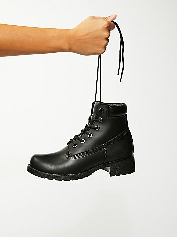 Jeffrey CampbellDeluge Lace-Up Boot by Jeffrey Campbell
