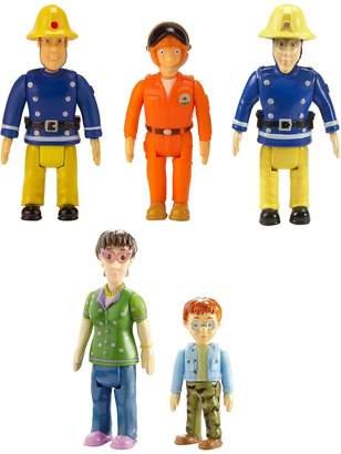 Fireman Sam Five Figure Pack