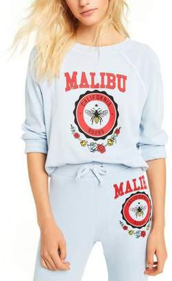 Wildfox Couture Women's Malibu Crest Sommers Sweater - Pigment Saddle - M