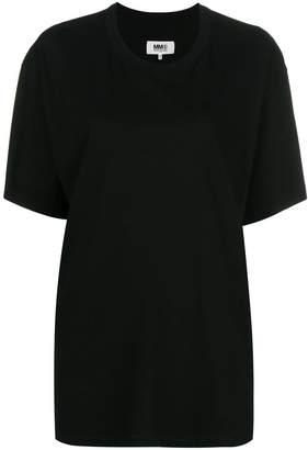 MM6 MAISON MARGIELA (エムエム6 メゾン マルジェラ) - Mm6 Maison Margiela オーバーサイズTシャツ