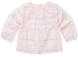 Burberry Pleated Top