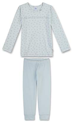Sanetta Girl's 232009 Pyjama Sets Light Blue 50227
