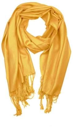 6th Borough Boutique Yellow Pashmina Scarf
