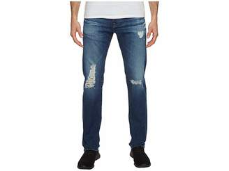 AG Adriano Goldschmied Matchbox Slim Straight Leg Denim in 14 Years Angelo Men's Jeans