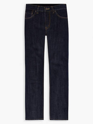 Levi's Boys 8-20 505 Regular Fit Jeans (Slim) 10S