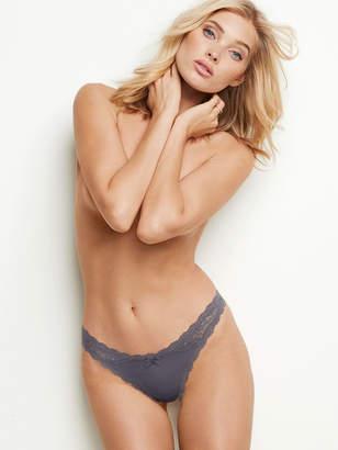 Victoria's Secret Dream Angels Lace Thong Panty