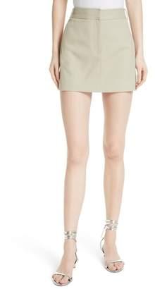 Tibi Margaux Miniskirt