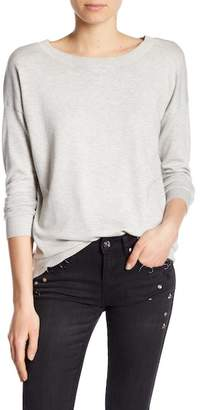 Dex Scoop Neck Open Back Sweater