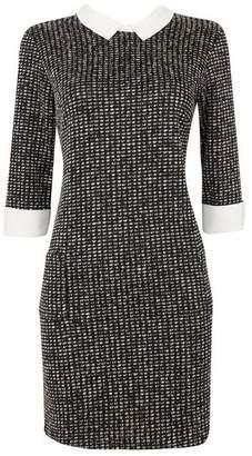 Wallis PETITE Monochrome Shift Dress