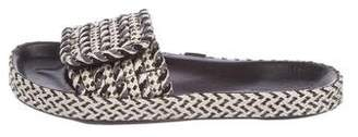 Isabel Marant Rope Slide Sandals