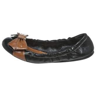 Prada Leather mocassins