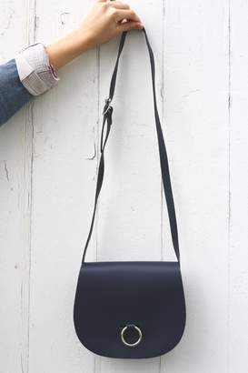 The Leather Satchel Company Bullring Saddle Bag