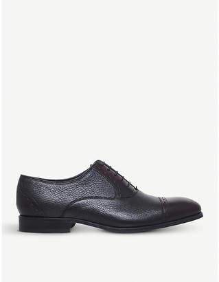 Barker Phoenix leather oxford shoes