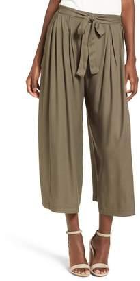 BP Tie Waist Wide Leg Pants