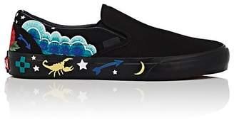 Vans Men's Classic Slip-On Desert Embellish Sneakers