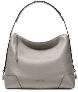 MICHAEL Michael Kors Women's Classic Hobo Shoulder Bag - Pearl Grey