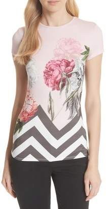 Ted Baker Palace Gardens Fitted Tee