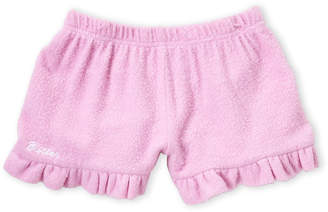 Butter Shoes Girls 4-6x) Lavender Hamptons Fleece Shorts
