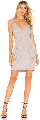 BCBGeneration Faux Wrap Dress