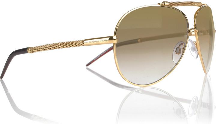 Roberto Cavalli Cercione aviator sunglasses