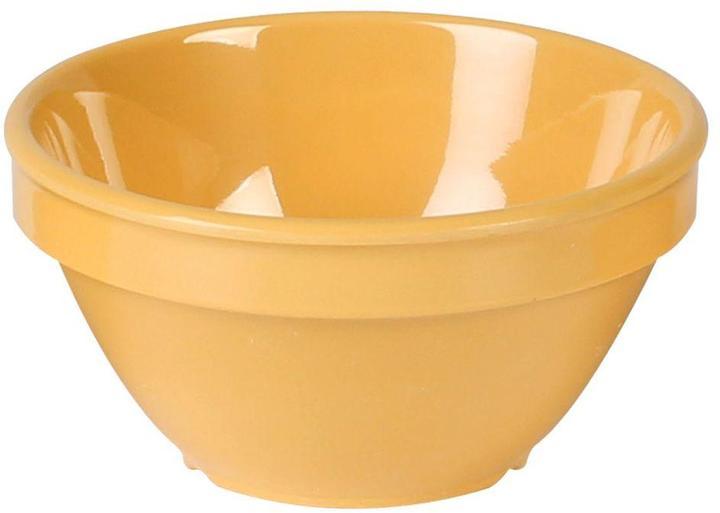 Restaurant Essentials Coleur 8 oz., 4-1/4 in. Bouillon Cup in Yellow (12-Piece)