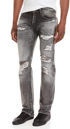 Cult of Individuality Grey Rebel Straight Jeans