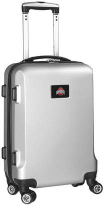 NCAA Denco Sports Luggage Ohio State Buckeyes 19 1/2-in. Hardside Spinner Carry-On