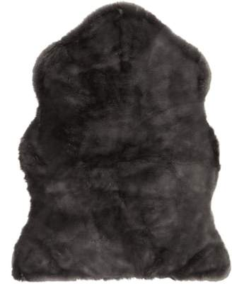 Nordstrom Cuddle Up Faux Fur Shaped Rug