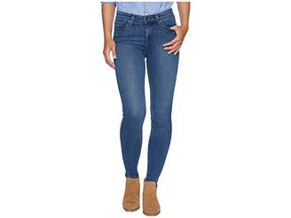 Agave Denim Stanton Fade Skinny Fit in Medium Fade Women's Jeans
