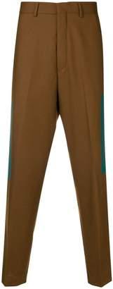 Paura Edison straight-leg trousers