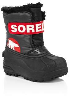 Sorel Boys' Snow CommanderTM Boots - Toddler, Little Kid