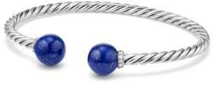 David Yurman Solari Bracelet With Diamonds And Black Onyx
