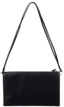 Kara Smooth Leather Shoulder Bag