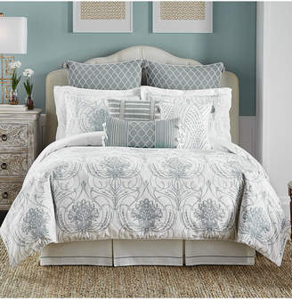 Croscill Closeout! Eleyana 4-Pc. California King Comforter Set Bedding