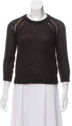 Isabel Marant Mohair Knit Sweater