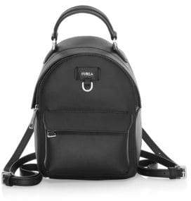 Furla Leather Backpack