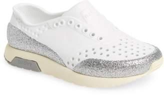 Native Lennox Glitter Slip-On Sneaker