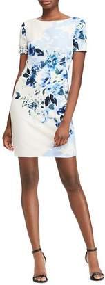 Ralph Lauren Floral Sheath Dress