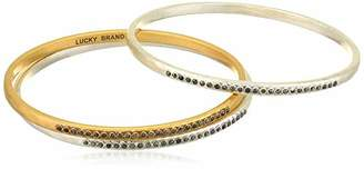 Lucky Brand Bangles 3- Set Bracelet