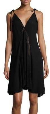Elan International Gauze Dress