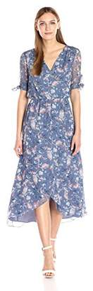 Ella Moss Women's Dreamer Wildflower Midi Dress
