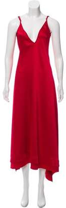 Calvin Rucker Sleeveless Maxi Dress