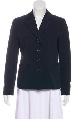 Ungaro Long Sleeve Structured Blazer
