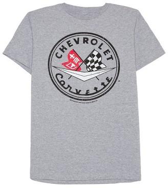 GM Men's Corvette® Chevrolet T-Shirt - Heather Gray $12.99 thestylecure.com