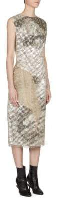 Roberto Cavalli Dot Tulle Dress