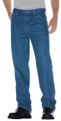 Dickies Men's Relaxed Straight Fit 5-Pocket Denim Jean