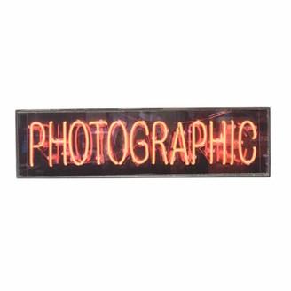 Plinth Photographic Badge