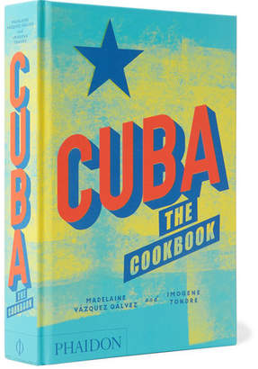 Phaidon Cuba: The Cookbook Hardcover Book