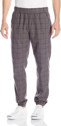 UNIONBAY Men's Koen Plaid Jogger Pant